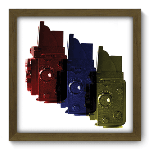 Quadro Decorativo - Color - 059qdvm