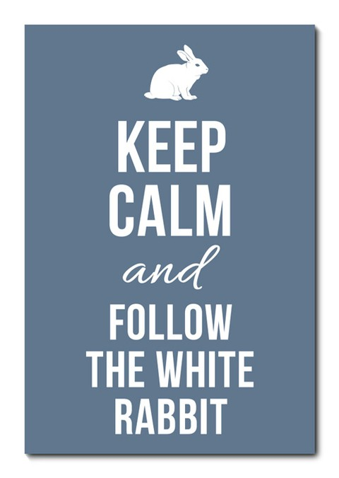 Placa Decorativa - Keep Calm - 0608plmk