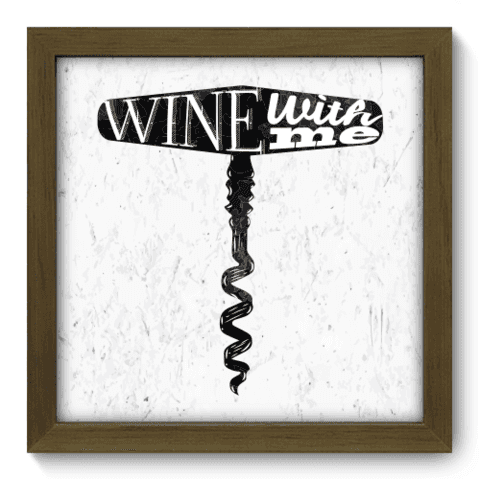 Quadro Decorativo - Wine - 060qdcm