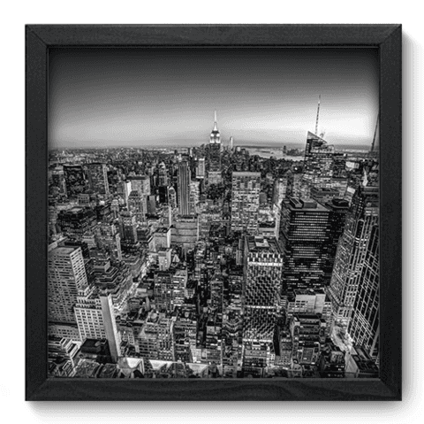 Quadro Decorativo - New York - 062qdmp