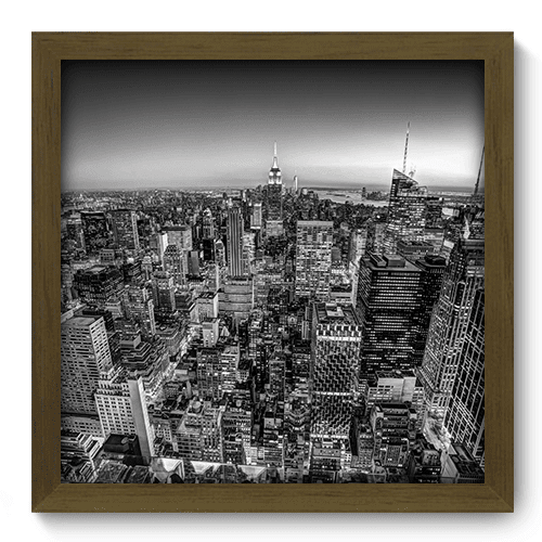 Quadro Decorativo - New York - 062qdmm