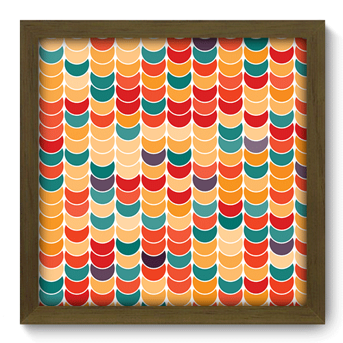 Quadro Decorativo - Abstrato - 070qdam