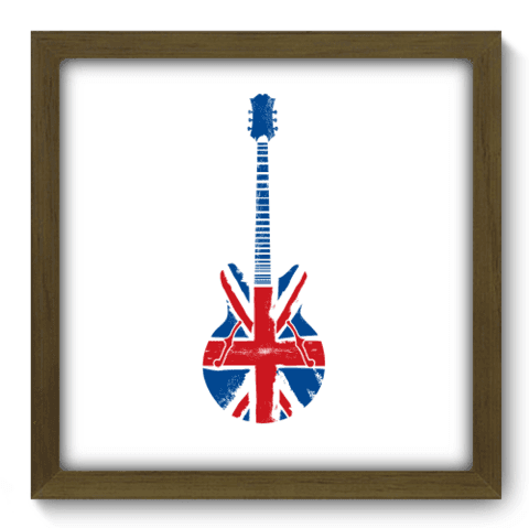 Quadro Decorativo - Guitarra - 075qdgm