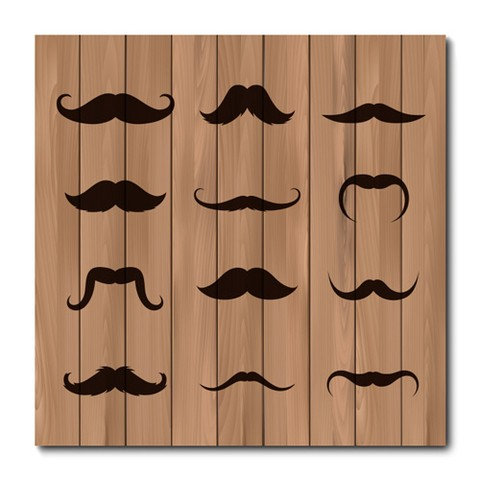 Placa Decorativa - Bigode - 0824plmk