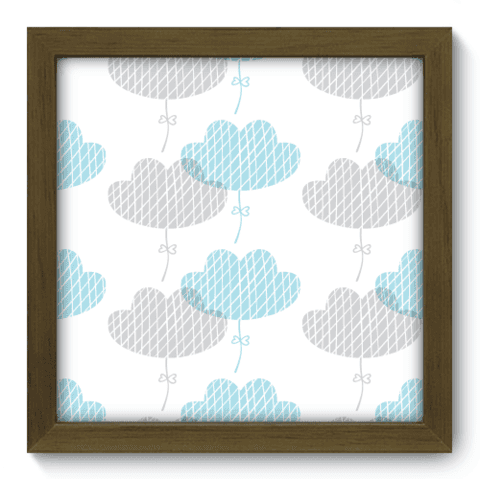 Quadro Decorativo - Estampas - 085qdbm