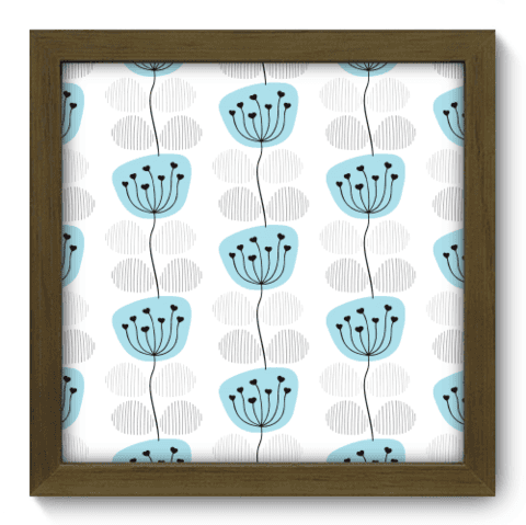 Quadro Decorativo - Estampas - 086qdbm
