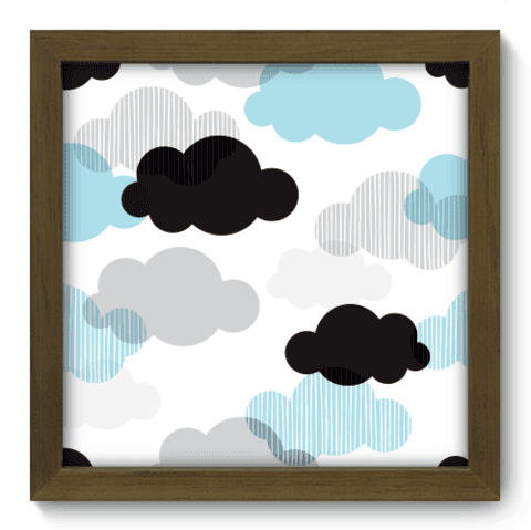Quadro Decorativo - Estampas - 087qdbm