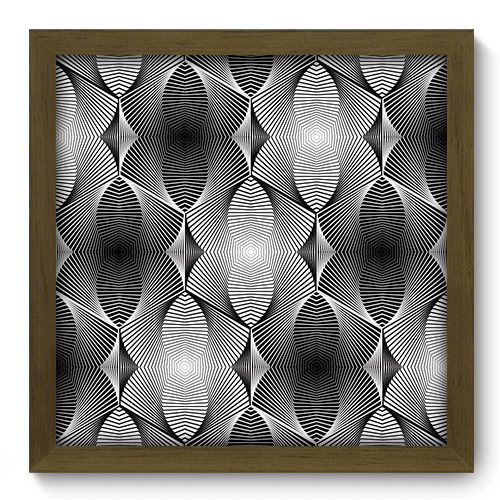 Quadro Decorativo - Abstrato - 093qdam