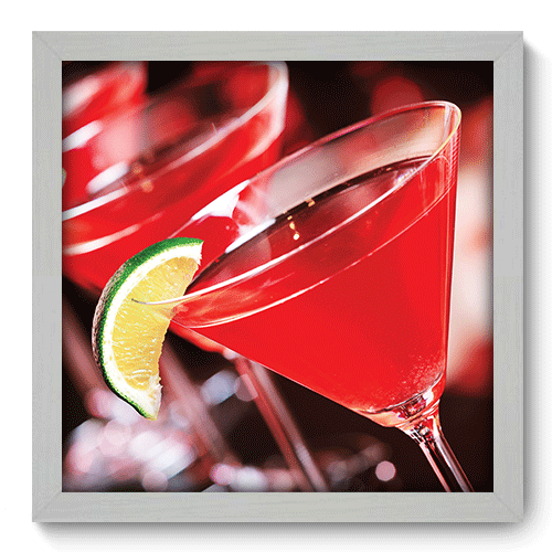 Quadro Decorativo - Drink - 142qdcb