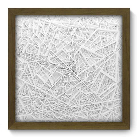 Quadro Decorativo - Abstrato - 143qdam