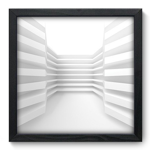 Quadro Decorativo - Abstrato - 146qdap