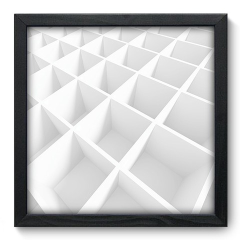 Quadro Decorativo - Abstrato - 152qdap