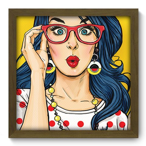 Quadro Decorativo - Pop Art - 156qdvm