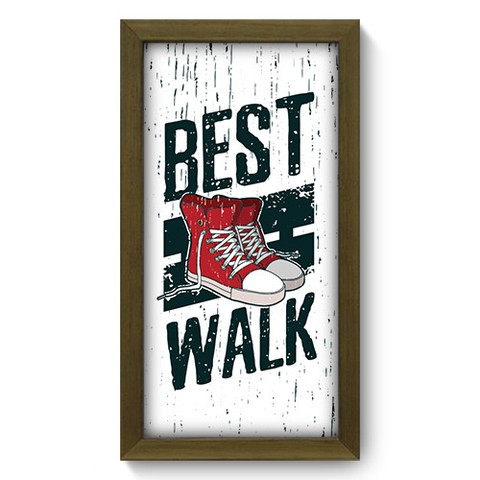 Quadro Decorativo - Walk - 167qdvm