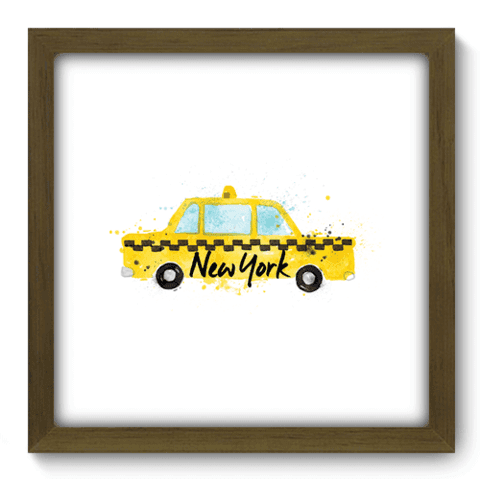 Quadro Decorativo - New York - 168qdmm