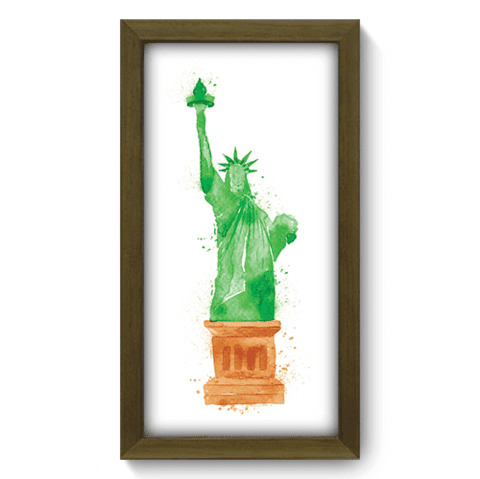 Quadro Decorativo - New York - 171qdmm