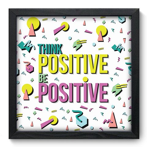 Quadro Decorativo - Positive - 171qdrp