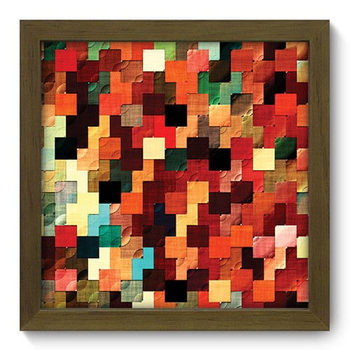 Quadro Decorativo - Abstrato - 190qdam