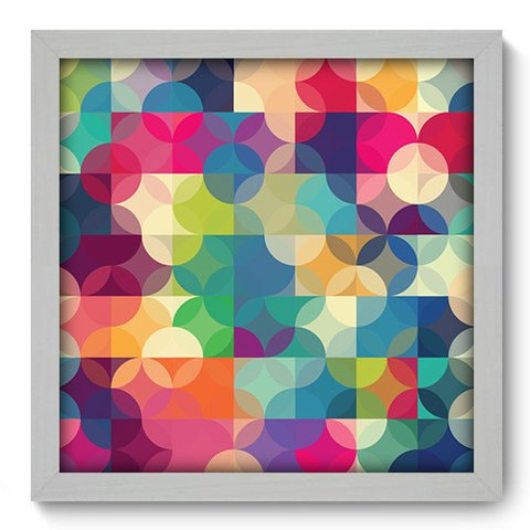 Quadro Decorativo - Abstrato - 203qdab