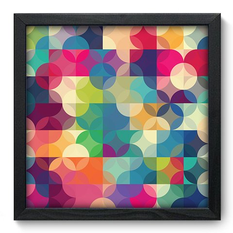 Quadro Decorativo - Abstrato - 203qdap