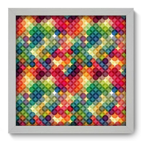 Quadro Decorativo - Abstrato - 205qdab