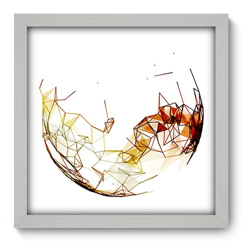 Quadro Decorativo - Abstrato - 206qdab