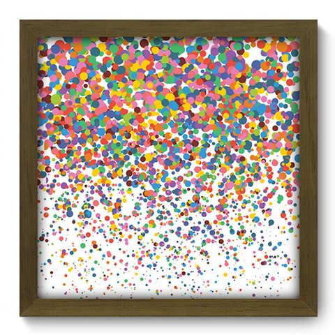 Quadro Decorativo - Abstrato - 211qdam