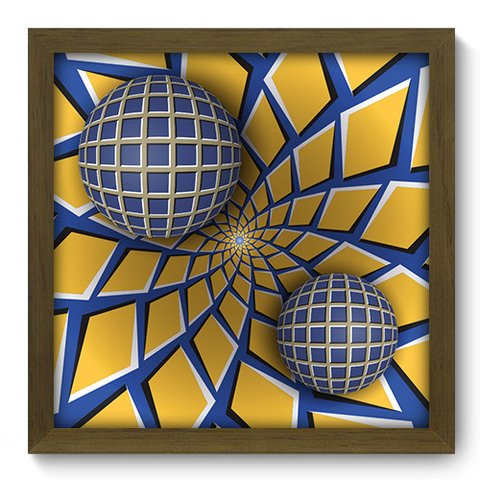 Quadro Decorativo - Abstrato - 212qdam