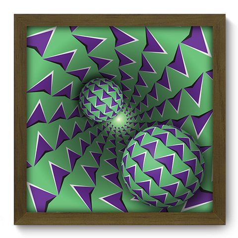 Quadro Decorativo - Abstrato - 214qdam