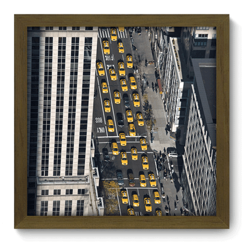 Quadro Decorativo - New York - 214qdmm
