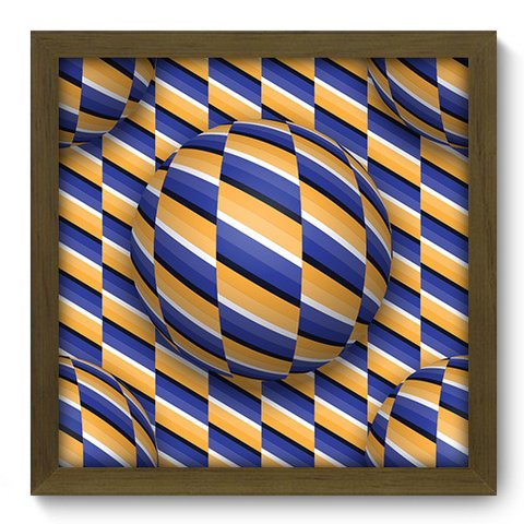 Quadro Decorativo - Abstrato - 216qdam