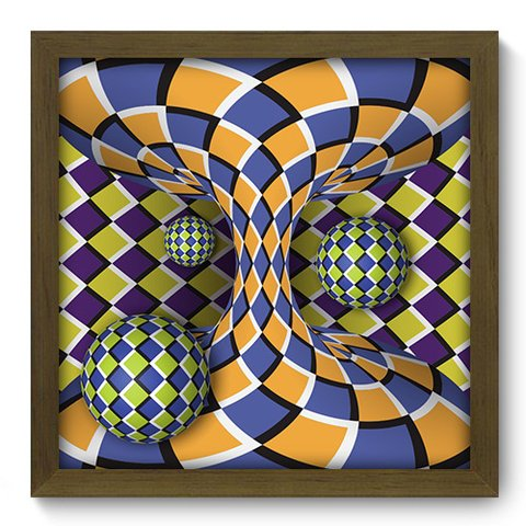 Quadro Decorativo - Abstrato - 219qdam