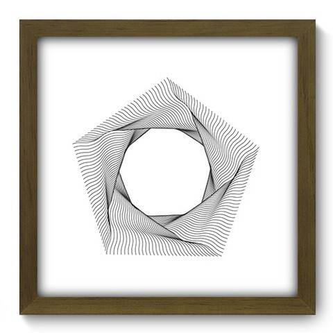 Quadro Decorativo - Abstrato - 231qdam