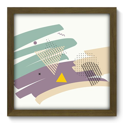 Quadro Decorativo - Abstrato - 237qdam