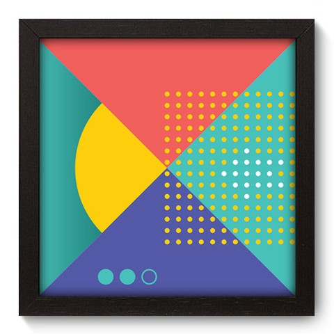 Quadro Decorativo - Abstrato - 239qdap