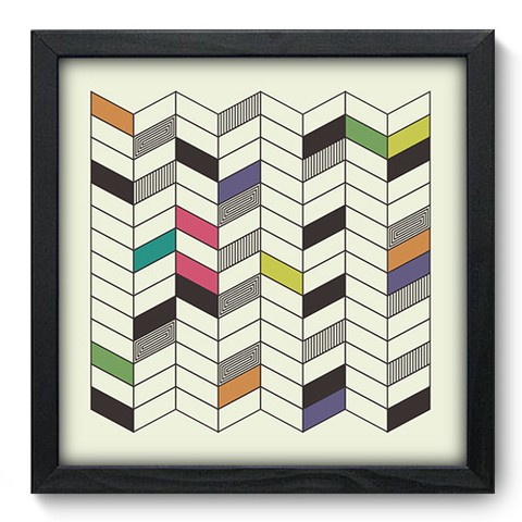 Quadro Decorativo - Abstrato - 250qdap