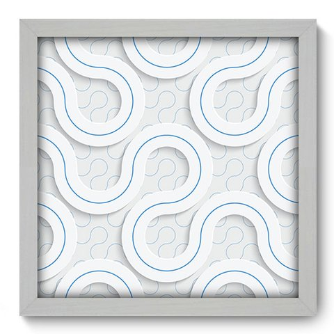 Quadro Decorativo - Abstrato - 260qdab