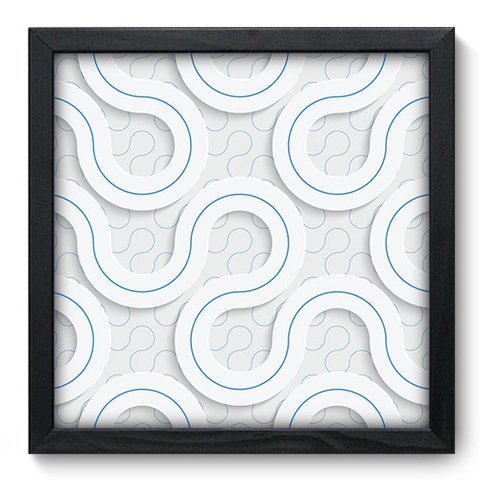 Quadro Decorativo - Abstrato - 260qdap
