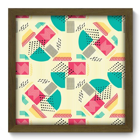 Quadro Decorativo - Abstrato - 271qdam
