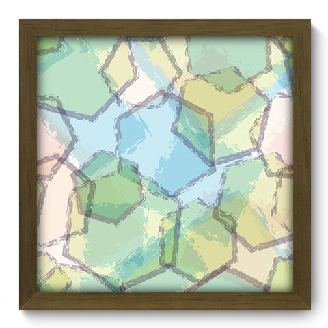 Quadro Decorativo - Abstrato - 272qdam