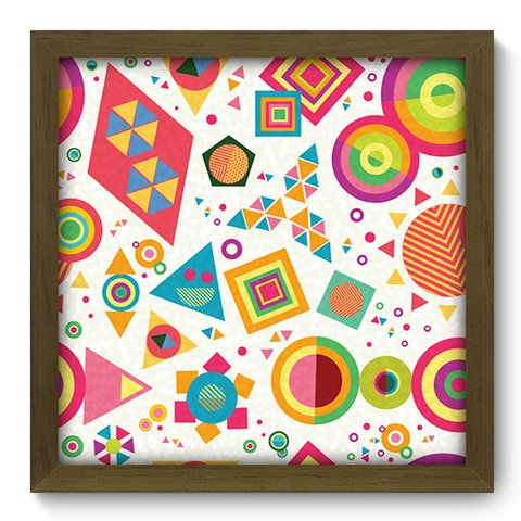 Quadro Decorativo - Abstrato - 273qdam