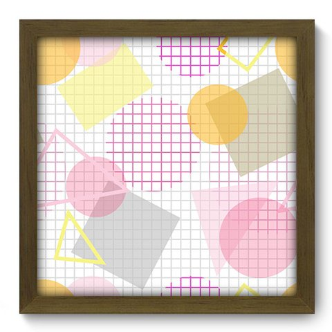Quadro Decorativo - Abstrato - 274qdam