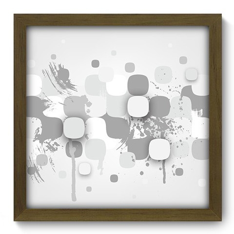 Quadro Decorativo - Abstrato - 277qdam