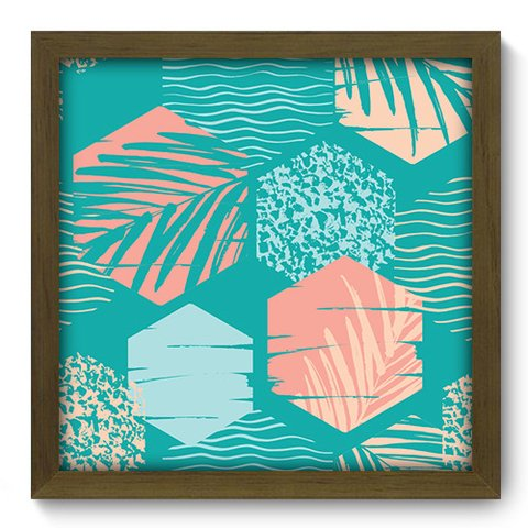Quadro Decorativo - Abstrato - 280qdam