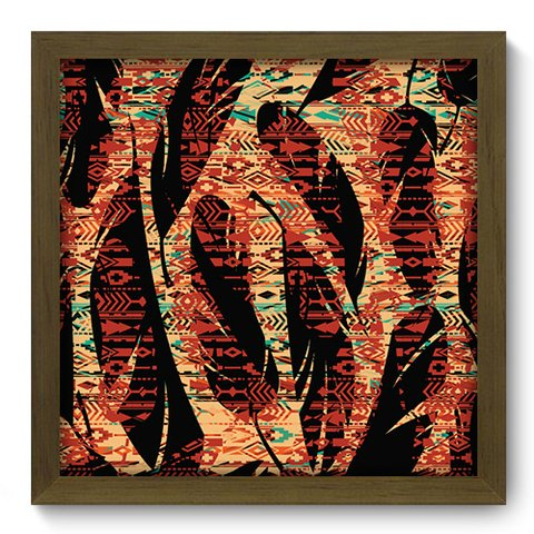 Quadro Decorativo - Abstrato - 281qdam
