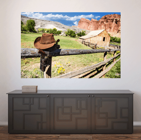 Painel Adesivo de Parede - Country - 292pn