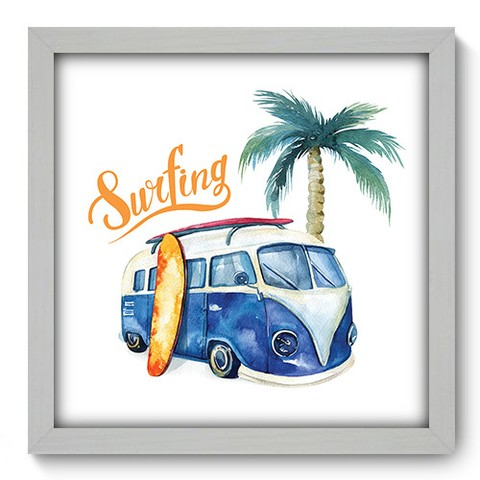 Quadro Decorativo - Surf - 302qddb