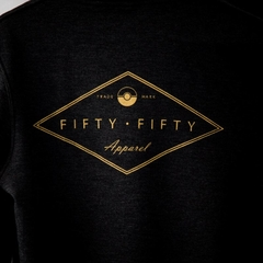 HOODIE FIFTY FIFTY ROMBO (SWEFIF001) - Faction