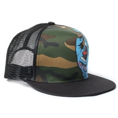 CAP SANTA CRUZ SCREAMING HAND TRUCKER IMP (CAPSC005) - comprar online