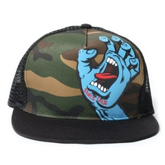 CAP SANTA CRUZ SCREAMING HAND TRUCKER IMP (CAPSC005)